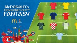 Composition Fantasy League Fifa Coupe du Monde